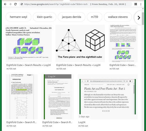 Image search for 'Eightfold Cube'