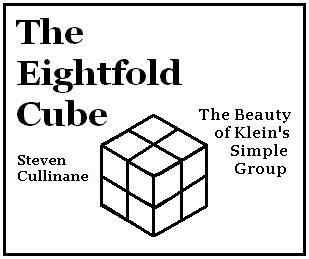 The Eightfold Cube: The Beauty of Klein's Simple Group